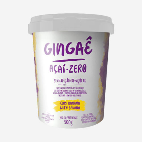GingaêZero-Banana500g